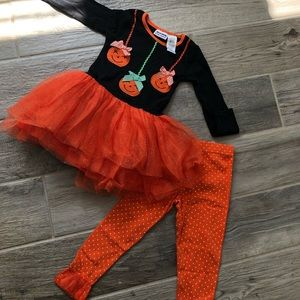 Toddler Halloween Outfit-3T